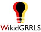 Wikid GRRLS logo